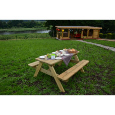 PICNIC TABLE 1,4m