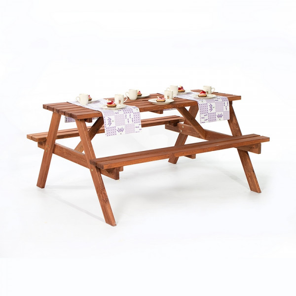 BUDGET PICNIC TABLE